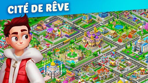 Télécharger LilyCity: Créer une ville de rêve  APK MOD (Astuce) screenshots 1