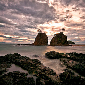 Baler by Rene Sangco - Landscapes Waterscapes