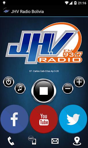 JHV Radio Bolivia