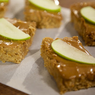 No-Bake Apple Protein Bars.