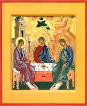 Photo: Пресвятая Троица