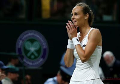 Magdalena Rybarikova stopt na eindronde Fed Cup met tennissen