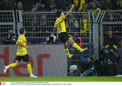 ? Pas de doute !  Axel Witsel est adopté par les supporters du Borussia Dortmund