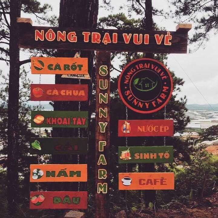 """Check In Ngay Nông Trại Vui Vẻ Sunny Farm Đang """"Hót Hòn Họt"""" Ở Đà Lạt"""