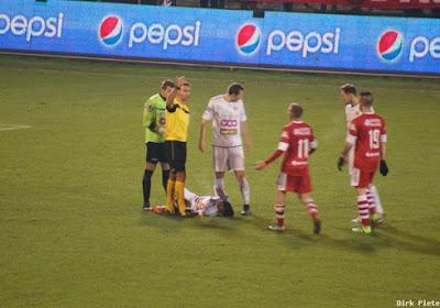 Le RFC Seraing s'impose à l'Antwerp et croit encore au top 8