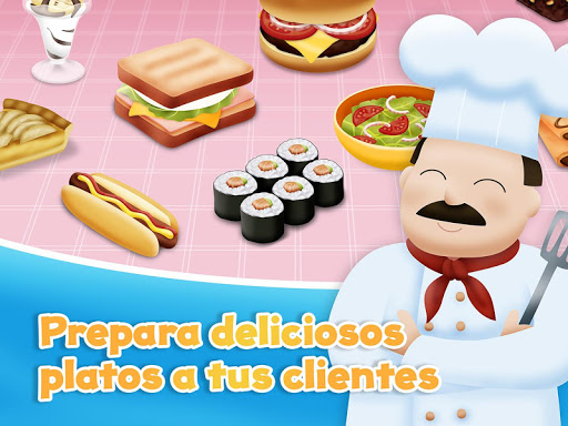 Cooking Games - Chef recipes 2.1 screenshots 17