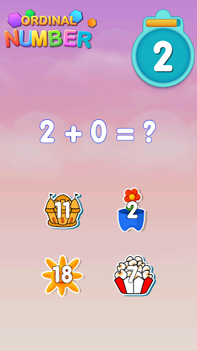 Number Ordinal: Kid Math  screenshots 4