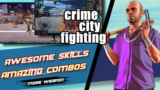 Crime City Fight:Action RPG 1.2.3.101 screenshots 7