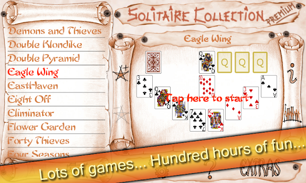 Solitaire Collection Premium v2.8