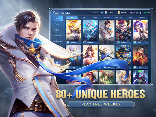 Mobile Legends: Bang Bang screenshots 19