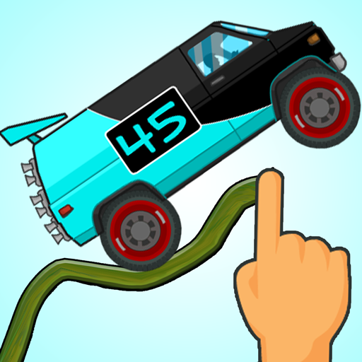 Road Draw: Climb Your Own Hills (game)