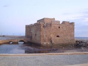 Photo: Paphos castle
