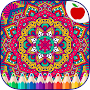 Adult Coloring Books: Mandalas APK icon