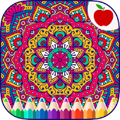 Mandalas Adults Coloring Book