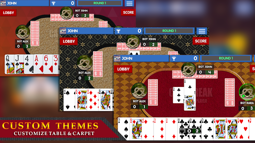 Call Break Card Game  screenshots 1