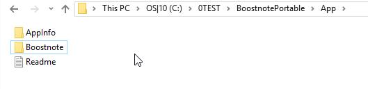 Rename net45 to Boostnote