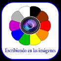 Escribiendo en las imágenes icon
