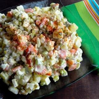Polish Vegetable Salad Recipes