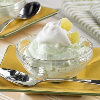 Creamy Tropical Fruit Salad.
