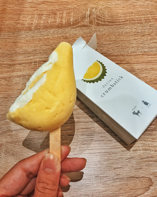 Durian Ice Cream at Durian Room After You