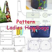 Pattern Ladies Handbags