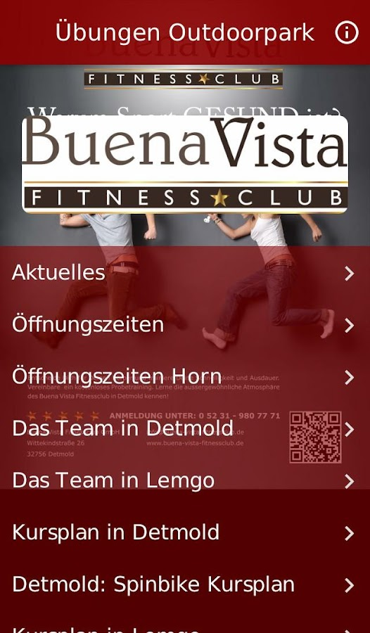 Buena-Vista-Fitnessclub- screenshot