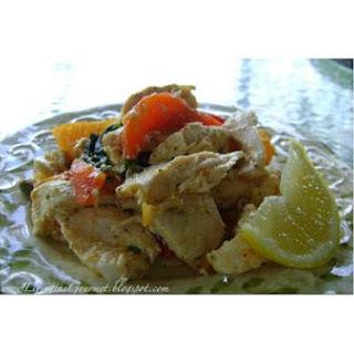 Grilled Sage and Basil - Chicken Salad!