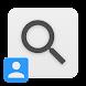 連絡先プラグイン for SearchBar Ex - Androidアプリ