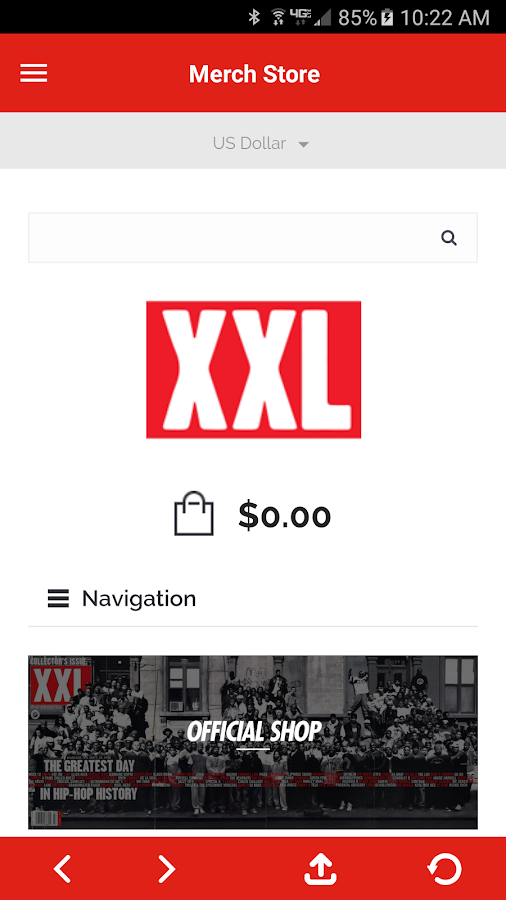 XXL Mag- screenshot