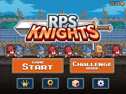 RPS Knights- screenshot thumbnail