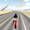Motorradfahrer 2016 3D
