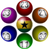 Lotto Number Generator for Ghana