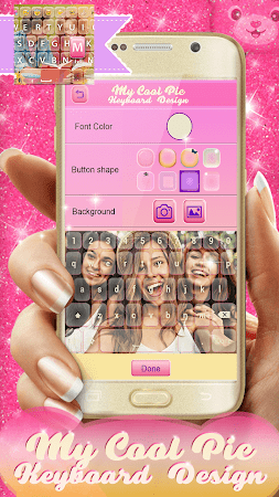 My Cool Pic Keyboard Design 2.0 screenshot 2059729