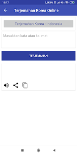 Download Kamus Bahasa Korea Indonesia Offline For PC Windows and Mac apk screenshot 5