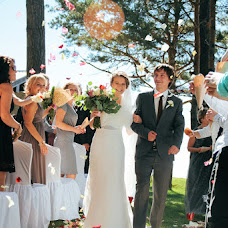 Wedding photographer Evgeniya Anfimova (Moskoviya). Photo of 06.08.2015