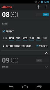 Clock JB+ 1.4.2 Android Mod + APK + Data 3