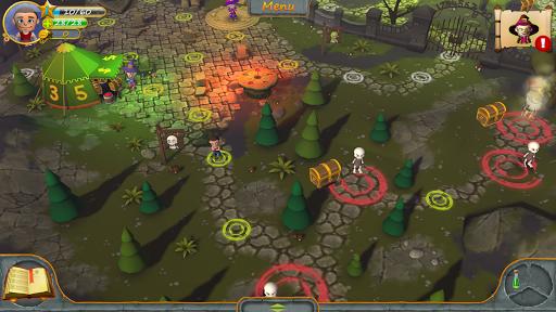 Heroes of Math and Magic  screenshots 16