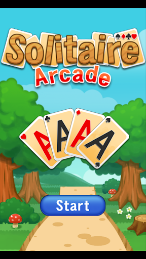 Solitaire Arcade ~簡単ソリティアゲーム~
