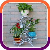 Flower Pot Rack Design Android APK Download Free By HRN Studios