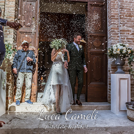Wedding photographer Luca Cameli (lucacameli). Photo of 17.03.2018