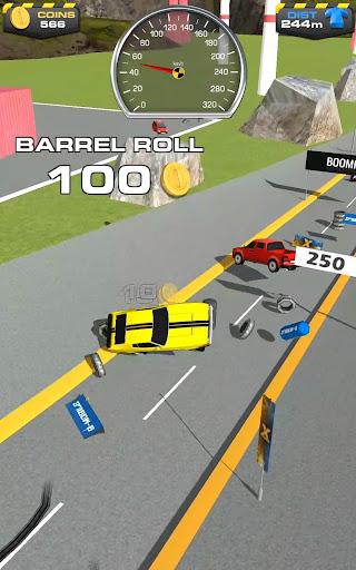 Ramp Car Jumping screenshot 8