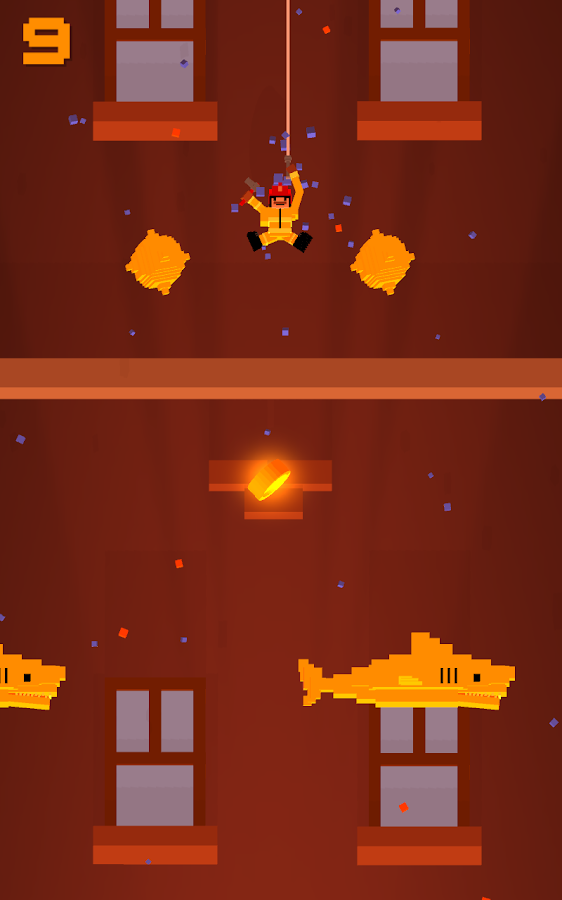 Diver Dash- screenshot