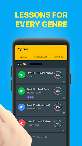 Rhythms - Learn How To Make Beats And Music screenshot 2