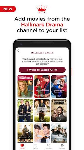 Hallmark Movie Checklist screenshots 2