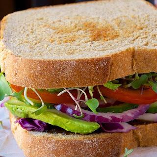 King Arthur's 100% Whole Wheat Sandwich Bread.