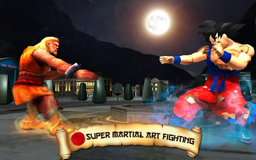 Super Goku Hero Xenoverse Saiyan Battle  screenshots EasyGameCheats.pro 3