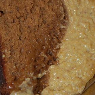 Pumpkin Pie Cake 2.