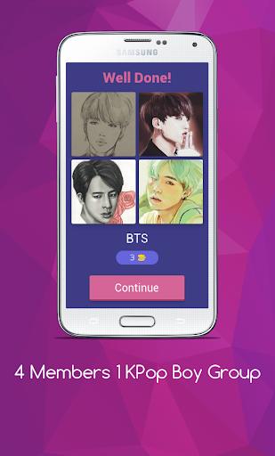 4 Members 1 KPop Boy Group 3.4.6z screenshots 2