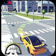 Driving School 2018: US Car Driving Games