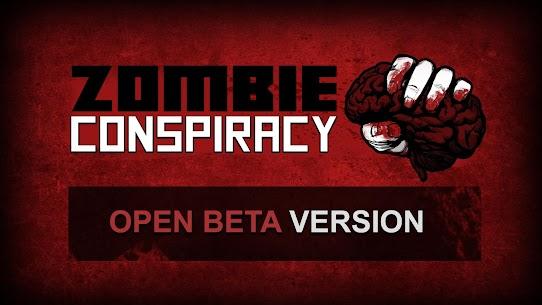 Zombie Conspiracy 1